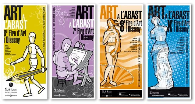 Fira d'art i disseny «Art a l'abast»