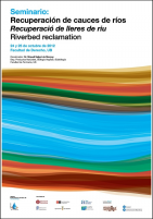 "Seminar ""Riverbed reclamation""."