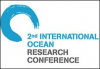 """2nd International Ocean Research Conference"""