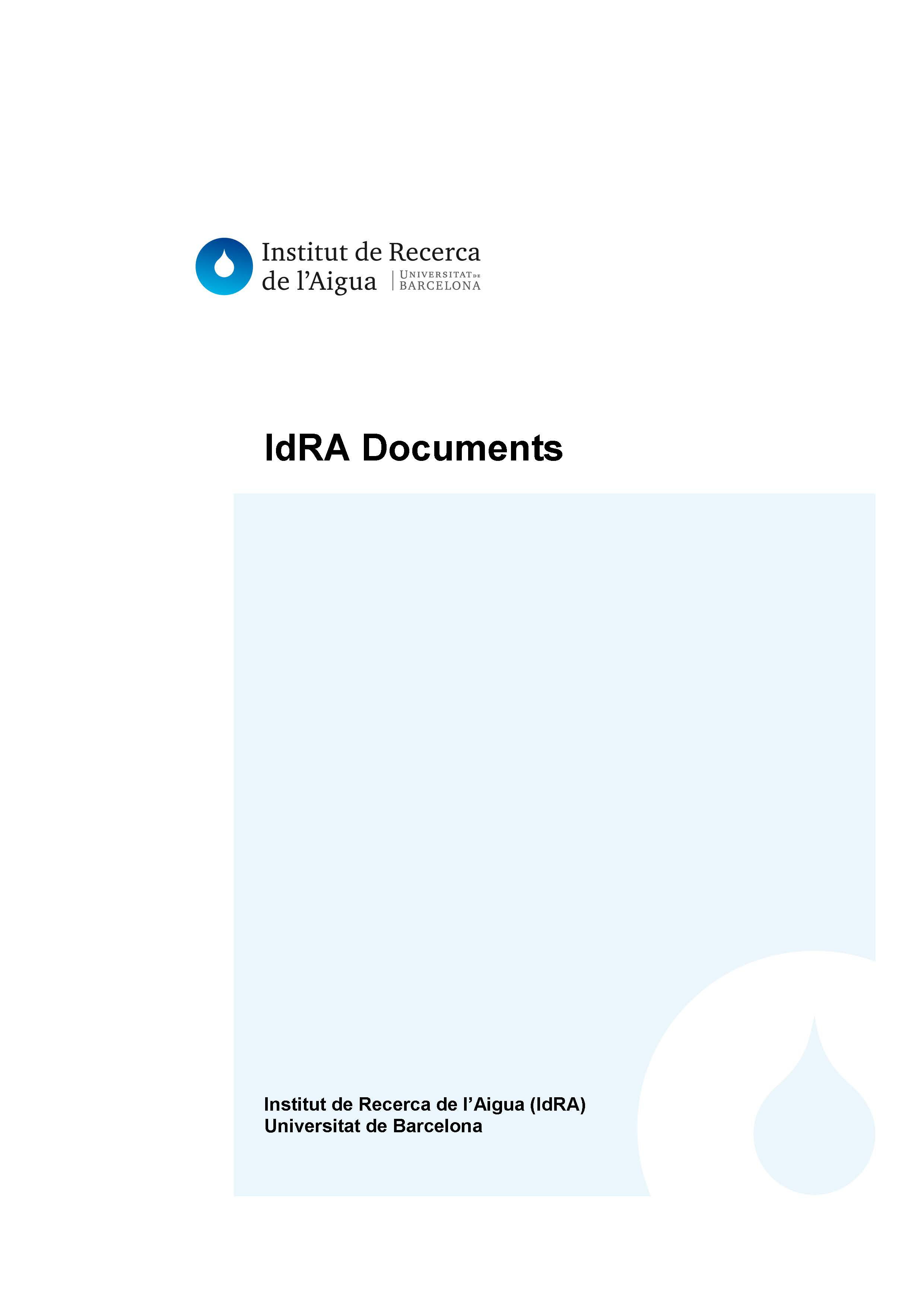 IdRA Documents