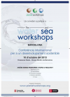"""The Water and Sea Workshops"". Conferència internacional per a un desenvolupament sostenible."