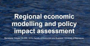 2019 Barcelona Workshop on Regional and Urban Economics and VII JRC Regional Modelling Workshop