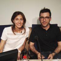 Laura Gimeno y Màrius Sánchez
