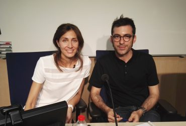 Laura Gimeno y Màrius Sánchez