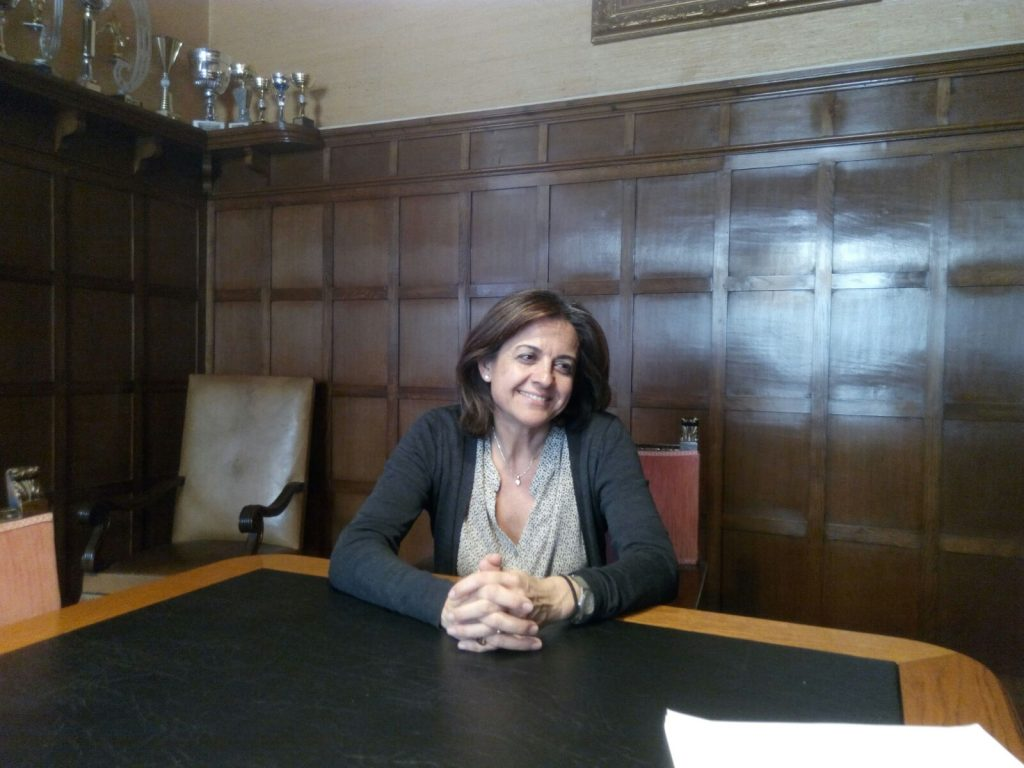 Meritxell Balcells, Directora del Colegio SIL
