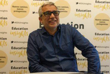 Pitu Martínez en el Instituto de Formación Continua de la Universitat de Barcelona