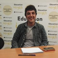 Xavier Pujol en su webinar del IL3-UB