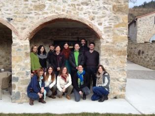 The Brainlab Workshop in Sant Joan de les Abadesses (Jan 2015)