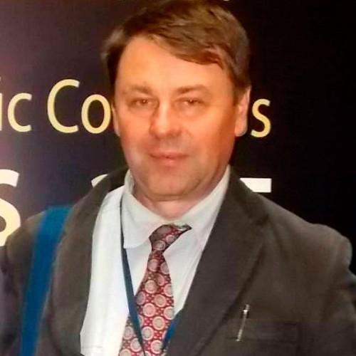 Dr. Yuri Yegorov
