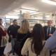 Visita al laboratorio de la Aduana de Barcelona