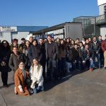 Los alumnos del Máster en Logística y Comercio Exterior de la Universidad de Barcelona visitan la fábrica de cerveza Mahou San Miguel