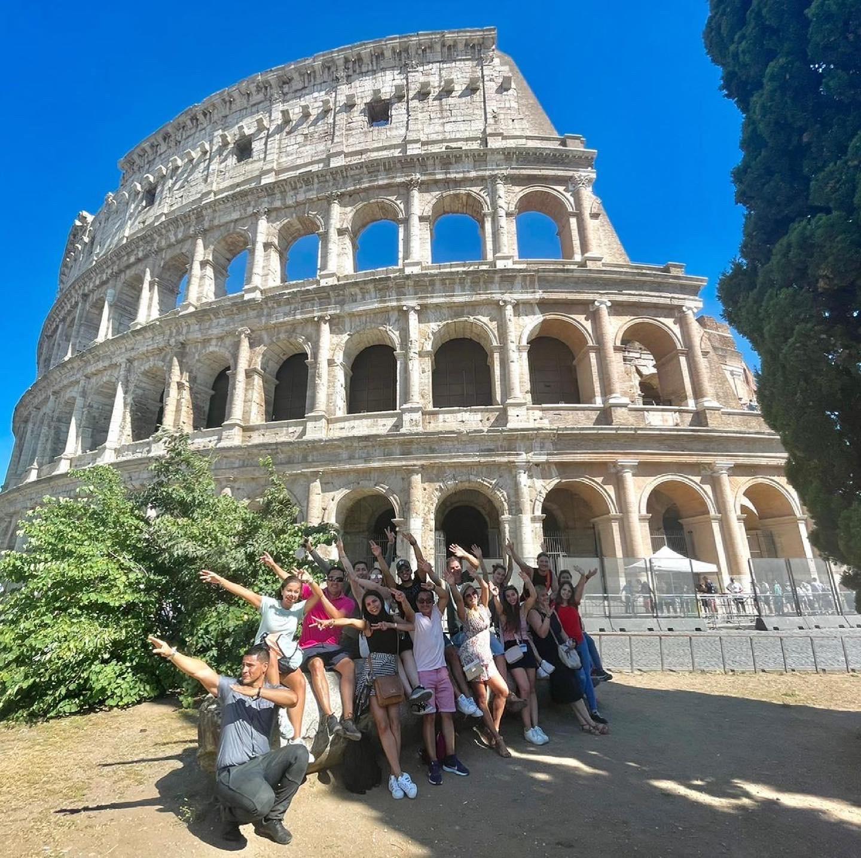 viaje a roma ub