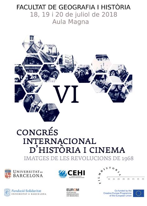 VI CONGRÉS INTERNACIONAL D'HISTÒRIA I CINEMA
