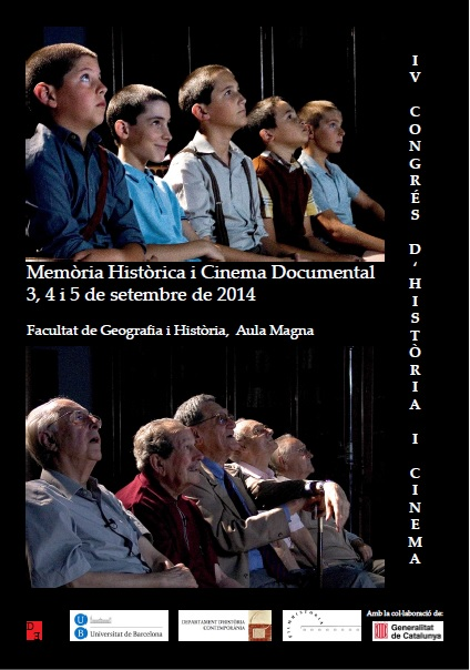 MEMORIA HISTÓRICA Y CINE DOCUMENTAL