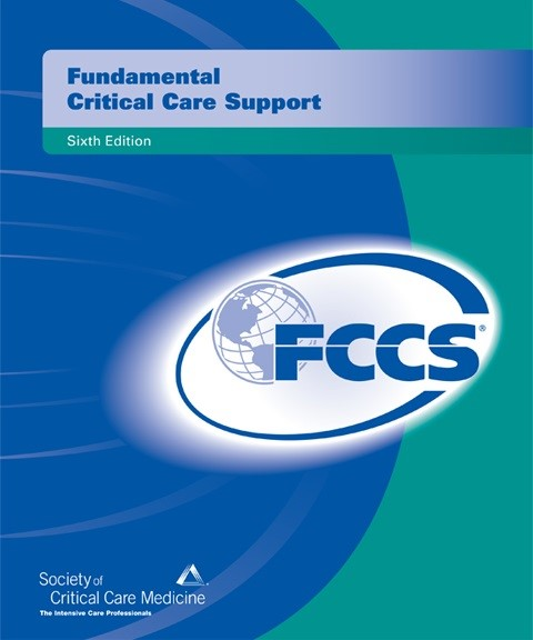 FCCS - Courses of the Society of Critical Care Medicine