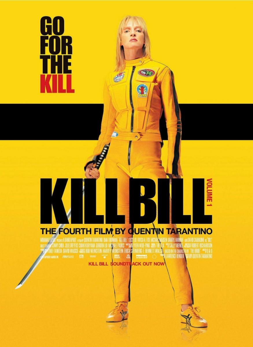 KILL BILL1, de Quentin Tarantino