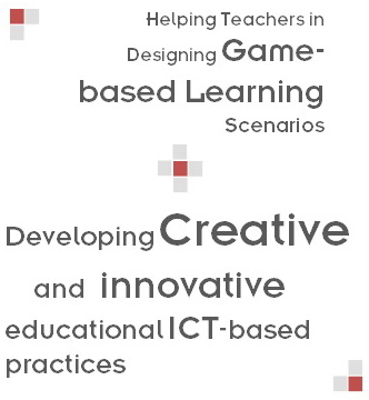 Game based learning tag cloud