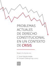 Problemas actuales del Estado autonómico Ed. Comares