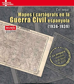 Maps and cartographers in the Spanish Civil War (1936-1939)