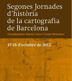 Second Conference of history of the cartography of Barcelona