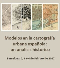 Patterns in spanish urban mapping:  a historical analysis