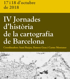 Fourth Conference of history of the cartography of Barcelona