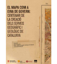 The map as a tool of government: centenary of the establishment of geographical and geological services of Catalonia