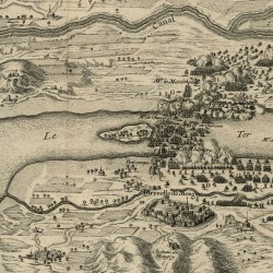 Project 8. City and territory in Spanish cartography: a historical perspective