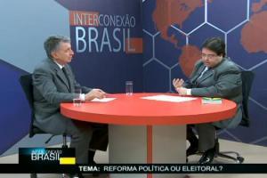 INTERCONEXÃO BRASIL - Reforma política ou eleitoral?