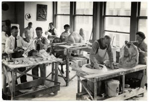 Archives_of_American_Art_-_Sculpture_workshop_in_New_York_sponsored_by_the_Federal_Art_Project_-_5305