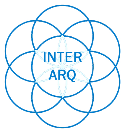 log interarq círculo azul
