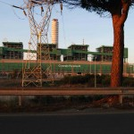Brindisi: the coal-fired power station Federico II, the largest in Italy, is located in the territory of Brindisi. Since the 1980s energy production has become an increasingly predominant industrial sector, to which environmental and health issues are related