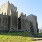 Castelo de Guimaraes - UNESCO World Heritage Site since 2001