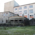 Dilapidated Fabrica in Couros, open to public