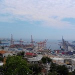 The commercial port of Piraeus is now administrated by Cosco Pacific Limited