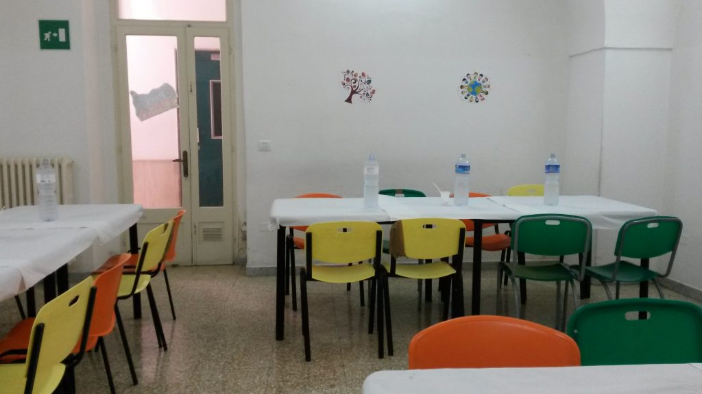 The Case of Caritas Soup Kitchens (Brindisi)