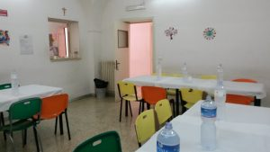 Caritas soup kitchen [photo by Antonio Pusceddu]
