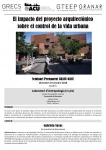 Cartel-Seminari-Gaby-Navas