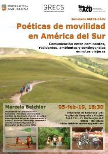 Cartel Seminario GRECS-OACU - Marcela Belchior - 05-02-19 - Cópia jpeg