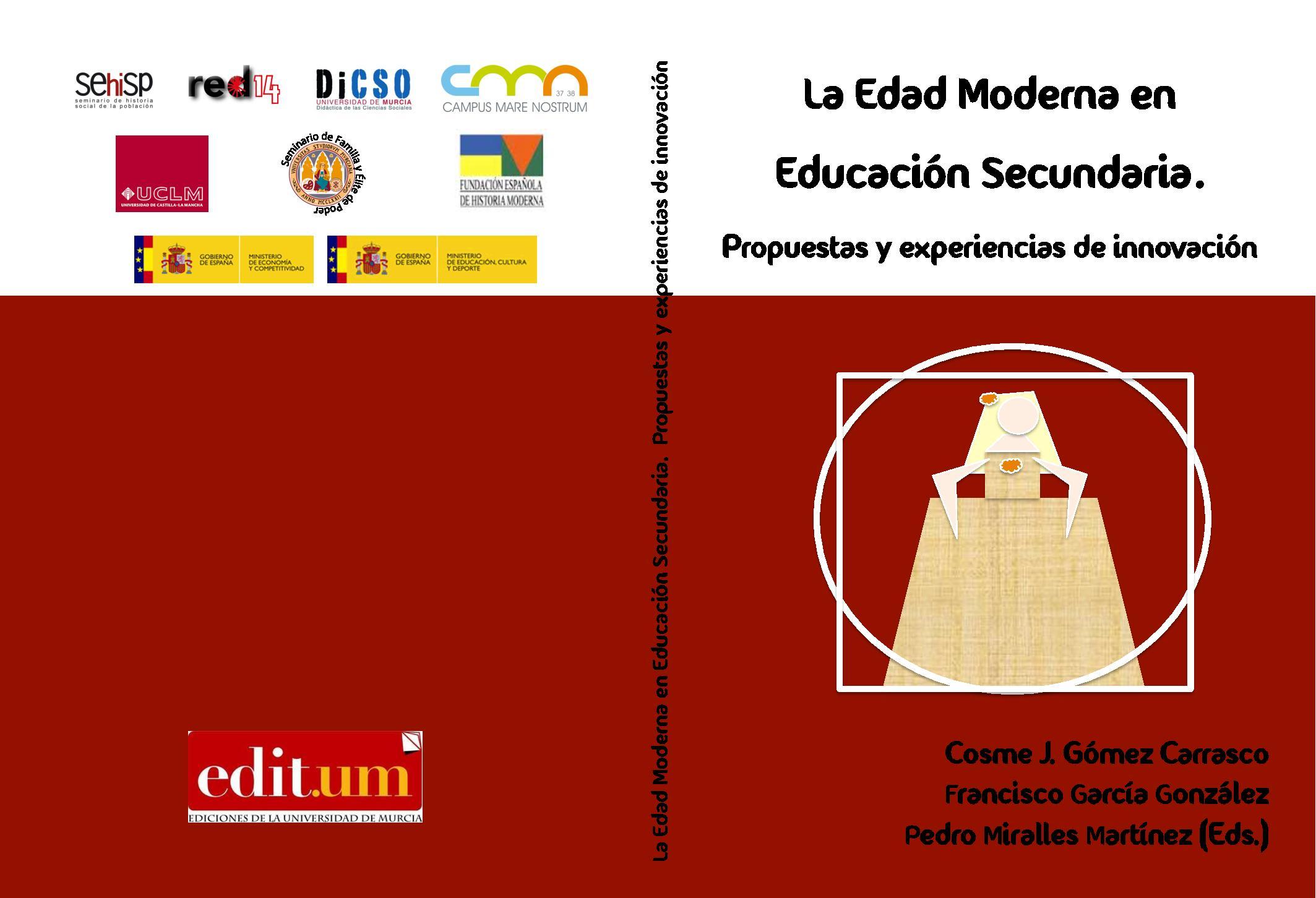 La Edad Moderna En La Educación Secundaria Propuestas De