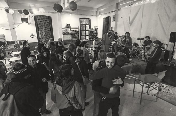 Centro Social Comunitario Luís Buñuel