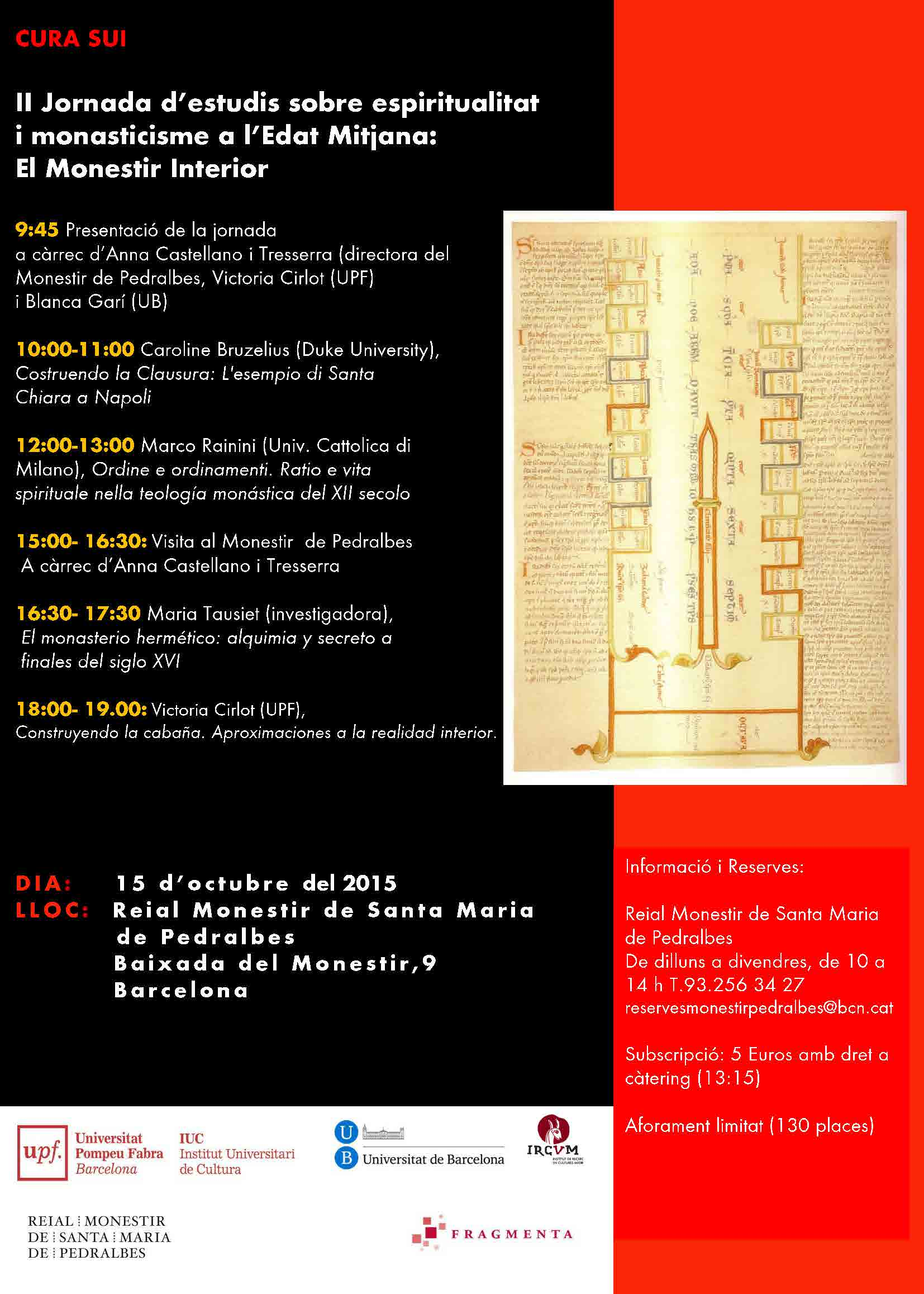 II Seminar on Medieval Spirituality and Monasticism