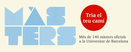 Màsters universitaris oficials UB