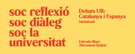 Cicle Debat Catalunya i Espanya
