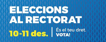 Eleccions a Rectorat 2020