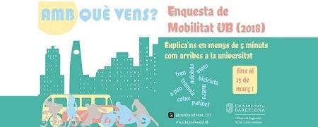 Enquesta mobilitat 2018