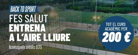 Promoció Esports UB