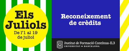 Els Juliols UB 2019