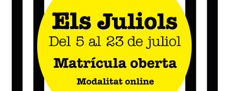 Els juliols UB: cursos d'estiu