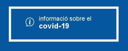 Informació per a la comunitat universitària sobre el COVID-19